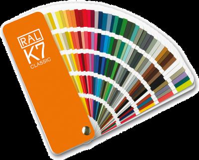 Aluminium Colours