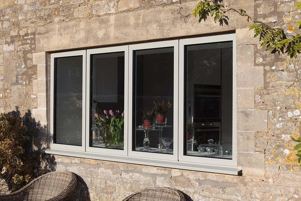 aluminium bi fold windows Bournemouth