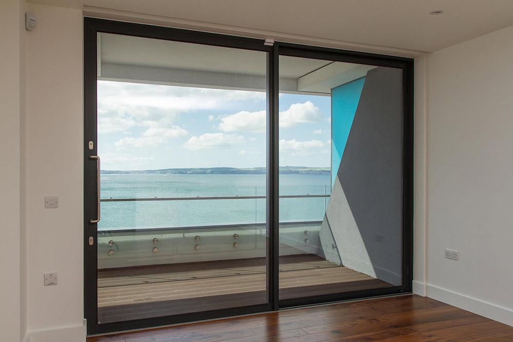 aluminium doors bournemouth